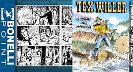 Tex Willer cavalca al Bonelli Point!