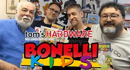 I Bonelli Kids su Tom's Hardware!