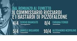 Ricciardi e Pizzofalcone in streaming!