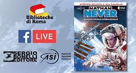 Nathan Never e ASI in diretta Facebook!