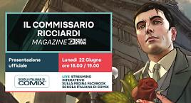 Ricciardi Magazine in streaming