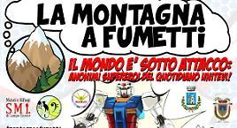 Moreno Burattini sull'Appennino pistoiese!
