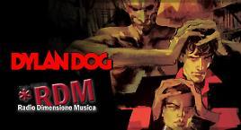 Dylan Dog e Mana Cerace su Radio Dimensione Musica!