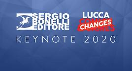 Il keynote SBE per Lucca Changes 2020!
