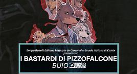I Bastardi in streaming con la Scuola Italiana di Comix!