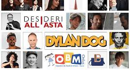 Dylan Dog per l'Ospedale dei Bambini di Milano!