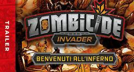 Il trailer di Zombicide Invader!