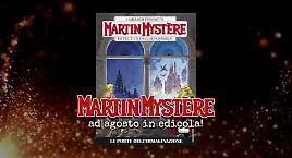 Martin Mystère 352, il trailer!