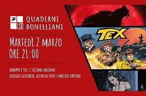 Tex nei Quaderni bonelliani