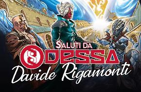 Saluti da Odessa: Davide Rigamonti