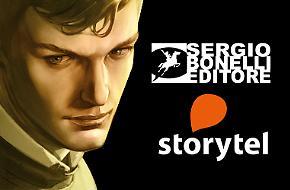 Storytel e Sergio Bonelli Editore annunciano una nuova collaborazione esclusiva
