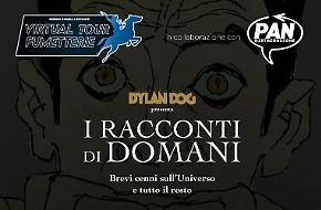 Dylan Dog al Virtual Tour!
