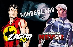 Zagor e Nathan Never a Wonderland!