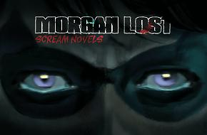 Morgan is back (in black)!