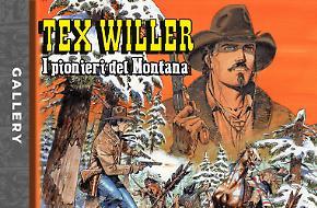 Tex Willer 32, la cover di Maurizio Dotti!