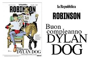 Dylan Dog su Robinson
