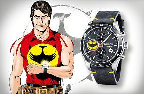 Grande successo per l'orologio di Zagor!