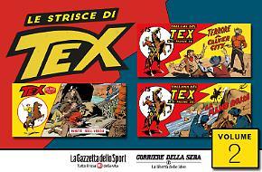 Le Strisce di Tex!