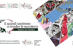 Nathan Never in mostra per Dante