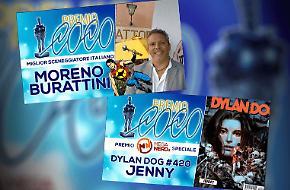 """Burattini e """"Jenny"""" vincono il Premio Coco!"""