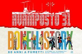 Bonelli Story all'Avamposto 31