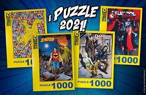Ecco i nuovi puzzle!