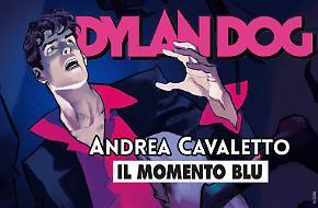 Il momento blu di Andrea Cavaletto