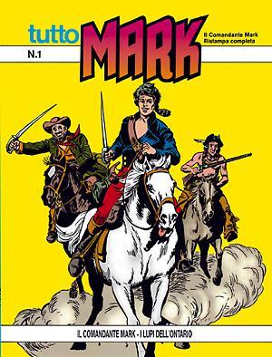 Il Comandante Mark - I Lupi dell'Ontario