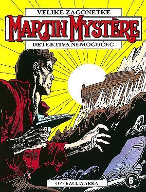 Martin Mystère stripovi