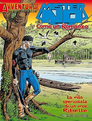 Avventura Magazine Mister No