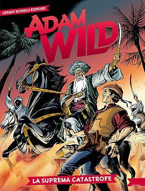 La suprema catastrofe - Adam Wild 17 cover