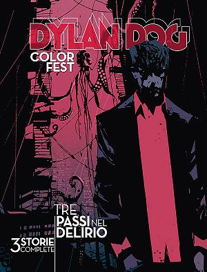 Dylan Dog Color Fest 16 cover