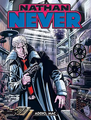 Addio, Mac - Nathan Never 299 cover
