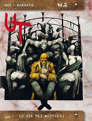 Le vie dei mestieri - UT 2 cover