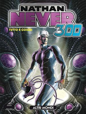 Altri mondi - Nathan Never 300 cover