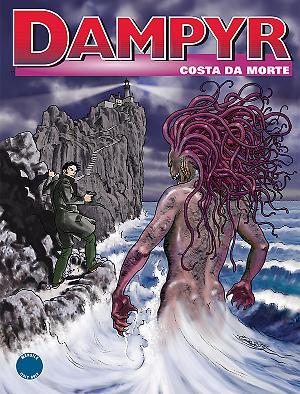 Costa da morte - Dampyr 195 cover