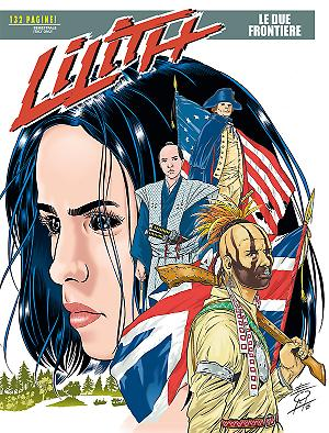 Le due frontiere - Lilith 16 cover