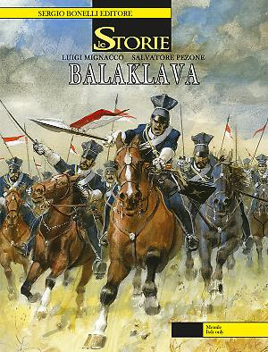 Balaklava - Le Storie 45 cover
