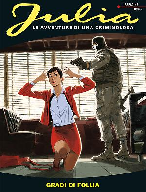 Gradi di follia - Julia 213 cover