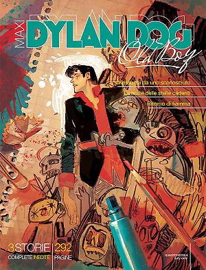 Maxi Dylan Dog n°27 cover