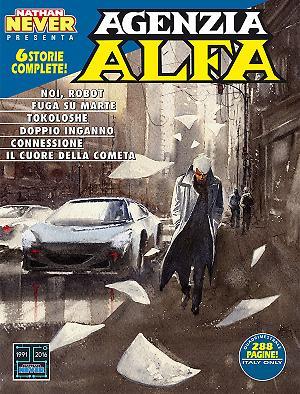 Agenzia Alfa n. 37 cover
