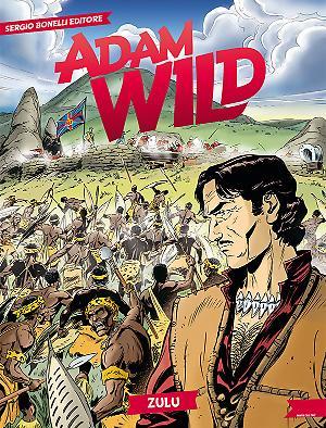 Zulu - Adam Wild 22 cover