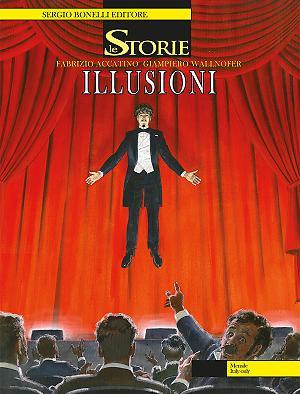 Illusioni - Le Storie 46 cover