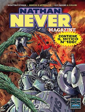Nathan Never Magazine 2016