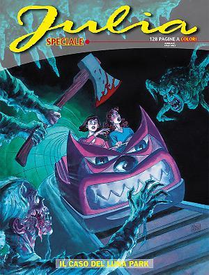 Il caso del Luna Park - Speciale Julia 02 cover