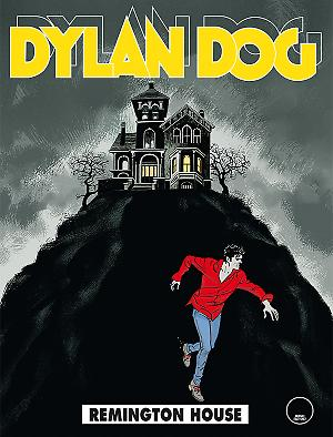 Remington House - Dylan Dog 360 cover
