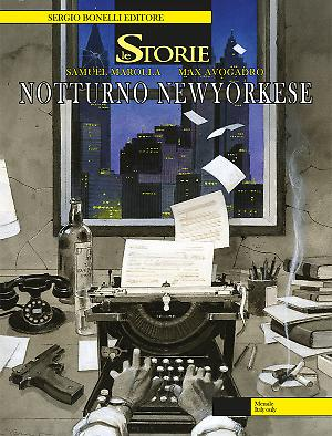 Notturno newyorkese - Le Storie 48 cover