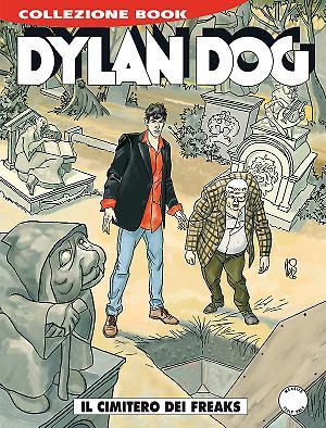 Il cimitero dei freaks - Dylan Dog Collezione Book 245 cover