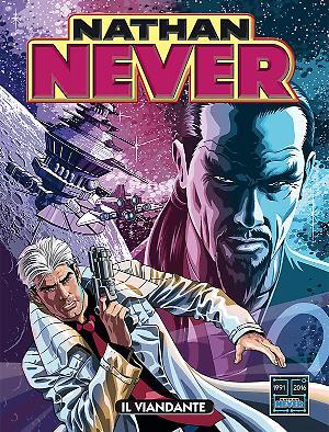 Il viandante - Nathan Never 305 cover