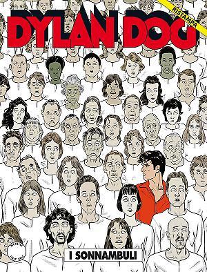 I sonnambuli - Dylan Dog Ristampa  327 cover